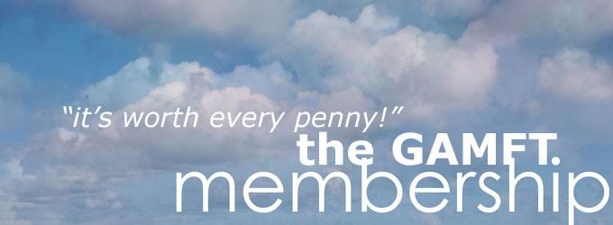 GAMFT Membership