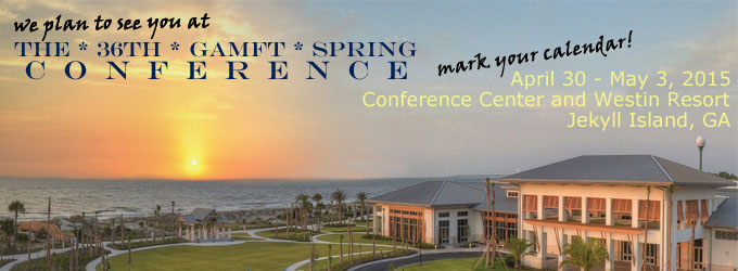 2015 Spring Conference
